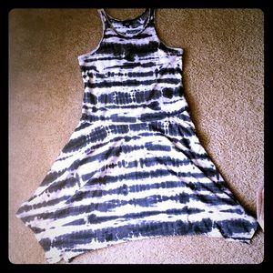 Mossimo Gray & White dress